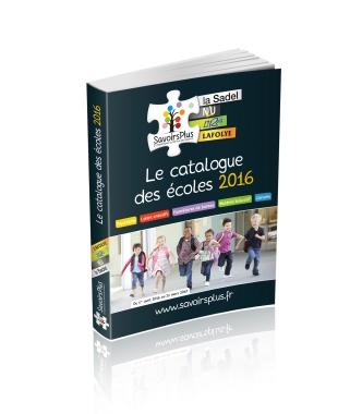 Catalogue 2016 - Ecole - Version 3D