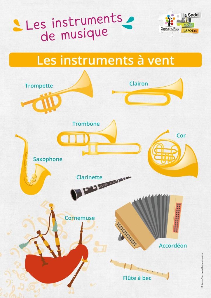 Les instruments_Savoirs plus3