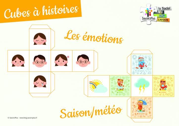 Cubes à histoires_Savoirs plus3