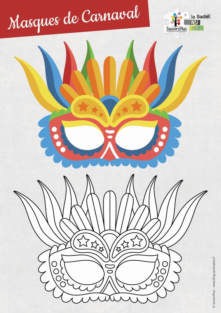 masques carnaval_savoirs plus2