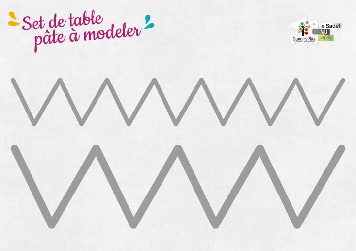Set de table pâte à modeler_SavoirsPlus3